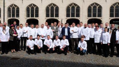 """Dijlestad gastheer voor wereldchefs. """"Mechelen wordt gastronomische topbestemming"""""""