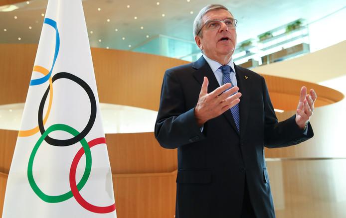 Thomas Bach et le CIO doivent désormais repositionner les Jeux Olympiques dans un calendrier sportif très chargé.