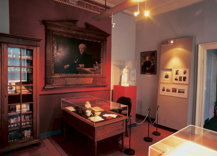 Het Guido Gezellemuseum in Brugge.