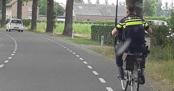 Man gewond door ongeluk in Sint-Michielsgestel.