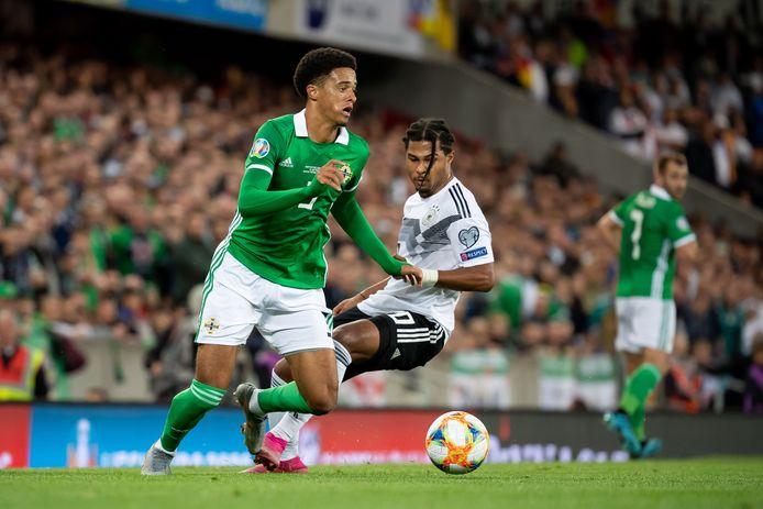 Na de verloren thuiswedstrijd tegen Duitsland (0-2) wacht Noord-Ierland tegen Nederland opnieuw een zwaar duel.