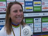 Wereldkampioen van Vleuten: 'Nee, het went niet!'