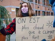 Une manifestation longue de 60 heures pour réclamer plus d'ambition pour le climat