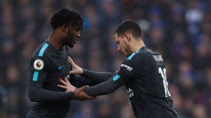 Hazard tovert en scoort er twee, assists voor Batshuayi en Musonda: Chelsea rolt laagvlieger Brighton op (0-4)