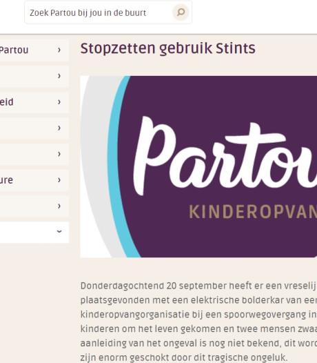 Ook kinderopvang  Partou uit Borculo houdt elektro-bolderkar op stal