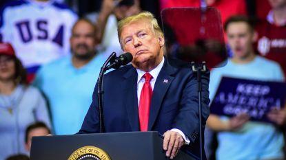 Waar heeft Donald Trump als president spijt van?
