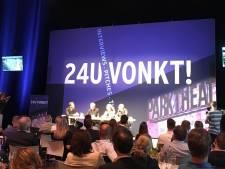 Maarten Steinbuch over de techniek van de toekomst en ondernemerstalent van 2019 Charlotte van 't Wout in 24U Vonkt!