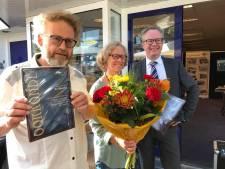 'Hartelijke' Hengeloërs Ellen en Hans Beerens verguld met Nijverbij