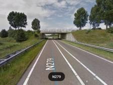 Groepje pubers bekogelt automobilisten met stenen op N279 in Aarle-Rixtel, chauffeurs kregen schrik van hun leven