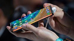 De Huawei Mate 30 Pro komt dan toch naar België