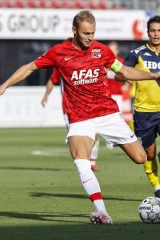 Aanvallend onmachtig AZ verliest van AS Monaco