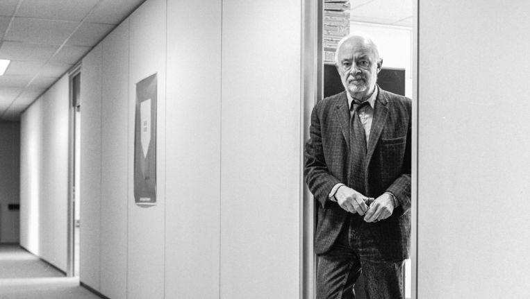 Henk Hofland. Beeld Harry Cock / de Volkskrant