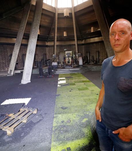 Buren willen uitgebrande sportschool Veldhoven niet
