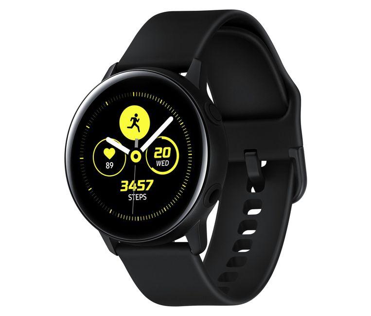 De Galaxy Watch Active.