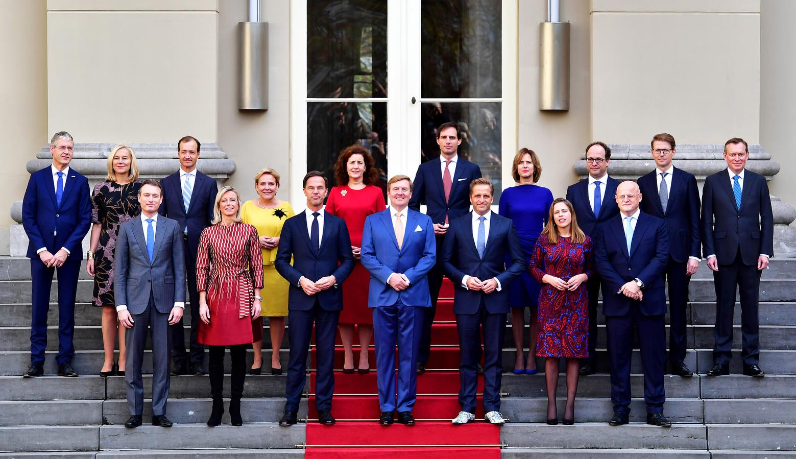 In het eerste volle jaar van Rutte 3 bleef een miljard euro op de plank liggen, concludeert de Algemene Rekenkamer.