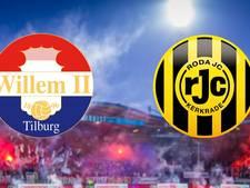 LIVE: Roda JC wil revanche voor bekerdrama