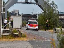 Inbraak bij oude betonfabriek aan Staalweg in Alphen