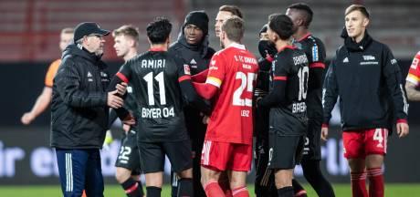 Leverkusen-speler Amiri zegt racistisch te zijn bejegend: 'Erger dan onze nederlaag'