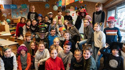 "VBS Houwaart maakt van carnaval meteen een ""gekke week"" met elke dag een andere zottigheid"