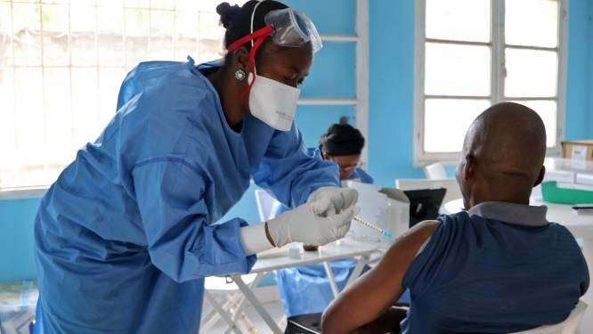 Ruim 1.000 mensen ingeënt met experimenteel vaccin tegen ebola