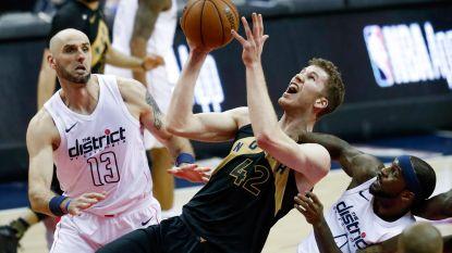 NBA: Toronto en Utah stoten door in play-offs, Cleveland is nog niet zeker