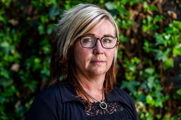 Lyanne Holterman: 'Na elke dienst in het hospice voel ik beter dat ik leef'.