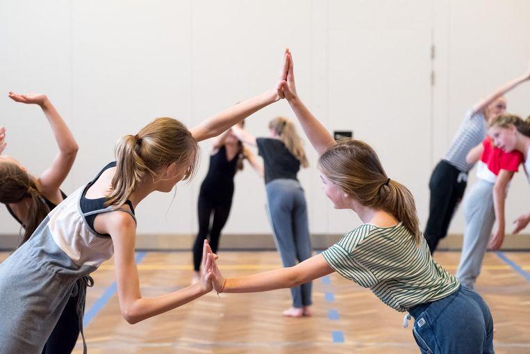 Tegen het voorjaar van 2019 zullen turnkringen Lierse en Lyra en de Academie voor Muziek, Woord en Dans samen onderdak krijgen in de nieuwe gymhal.
