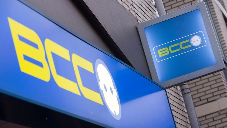 Gevel van een BCC-winkel. Beeld ANP