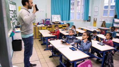 West-Vlaamse leerkrachten zijn het minst ziek