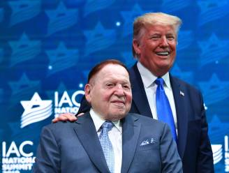 Casinomagnaat en Republikeinse megadonor Sheldon Adelson (87) overleden