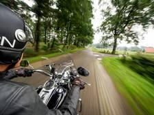 Motorrijder (73) uit Den Bosch overleden door vallende boom