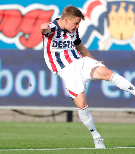 James McGarry ontbreekt bij Willem II
