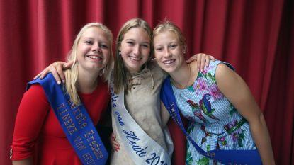18-jarige Zahra is nieuwe Tineke van Heule