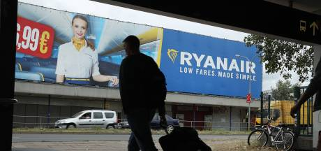 55.000 reizigers de dupe van Ryanair-stakingen