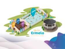 Ermelo krijgt tijdelijke kunstijsbaan op 't Weitje