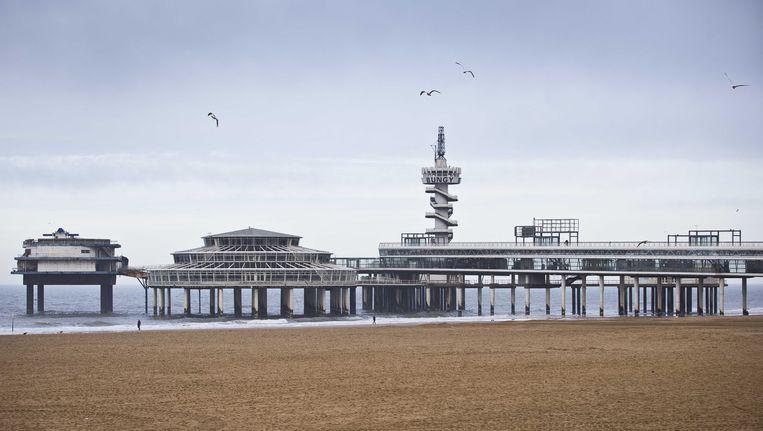 De Pier van Scheveningen. Beeld ANP