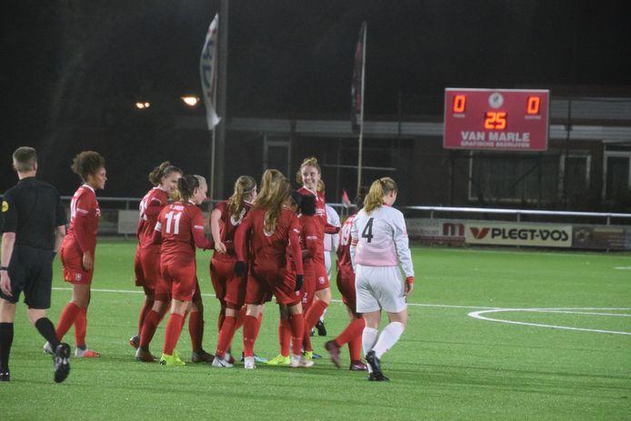 FC Twente Vrouwen - Excelsior Barendrecht