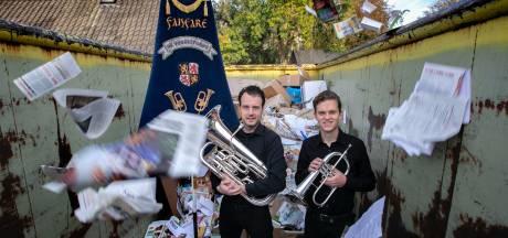Fanfare De Vooruitgang uit Stiphout gaat weer voor de hoofdprijs