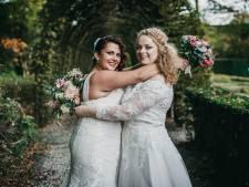 Tv-huwelijk Arnhemse Ingeborg en haar bruid Chantal houdt geen stand