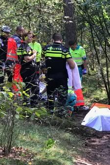 Grote reddingsoperatie op touw gezet voor vrouw die zwaargewond raakte bij val met fiets in Drunense duinen