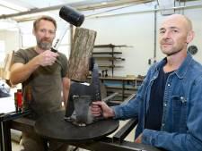 Veilig 'omgekeerd' houtkloven met Culemborgse vinding