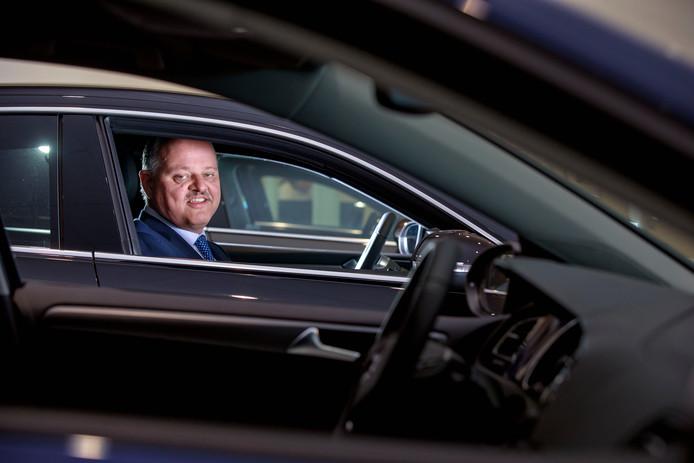 Eric Berkhof, allgemeen directeur Van Mossel automotive Groep in Waalwijk.
