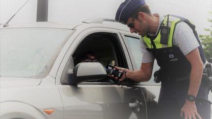 Twee geseinde personen gevat tijdens politie-actie