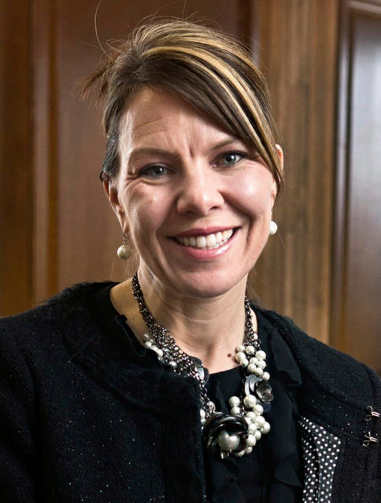 Slachtoffer Jennifer Riordan op een foto van vorig jaar.
