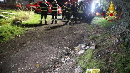 Doden door explosie in vuurwerkfabriek in Italië