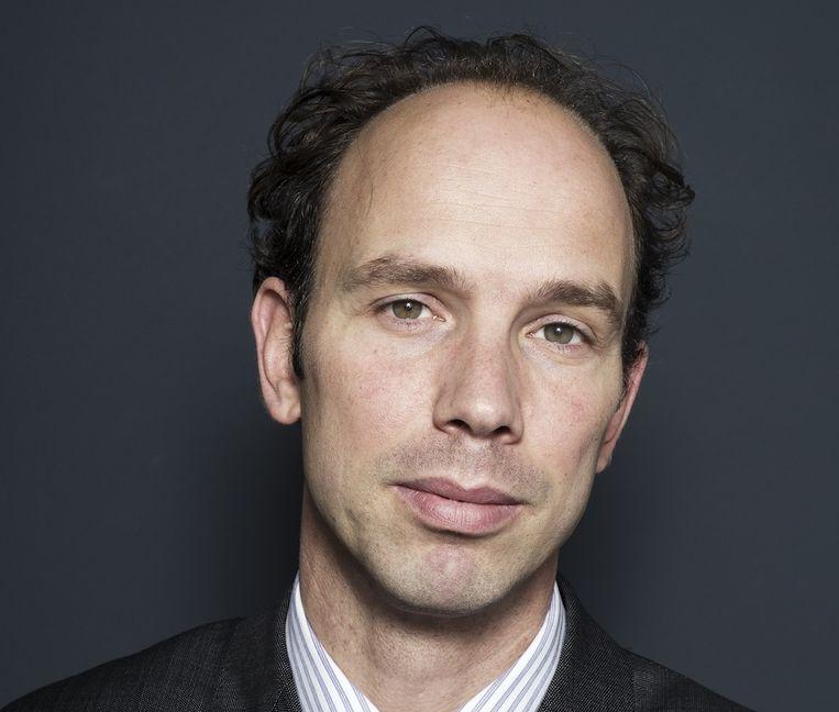 Sander Janssen. Beeld Het Parool