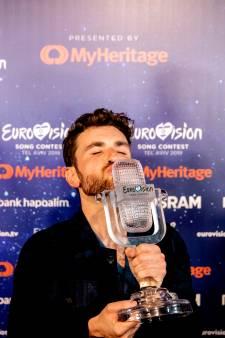 Duncan wie? Tel Aviv is winnaar Songfestival alweer vergeten