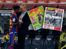 Spaanse kranten lovend: 'Koeman heeft Barça facelift gegeven'