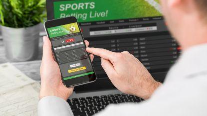 """Tijdens play-offs is 28 procent meer gegokt: """"Gokreclame alomtegenwoordig in het voetbal"""""""