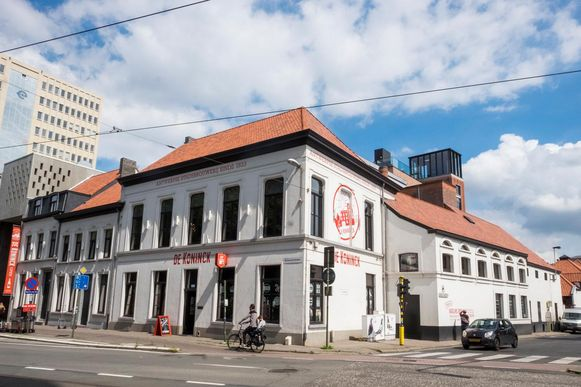 Brouwerij De Koninck.